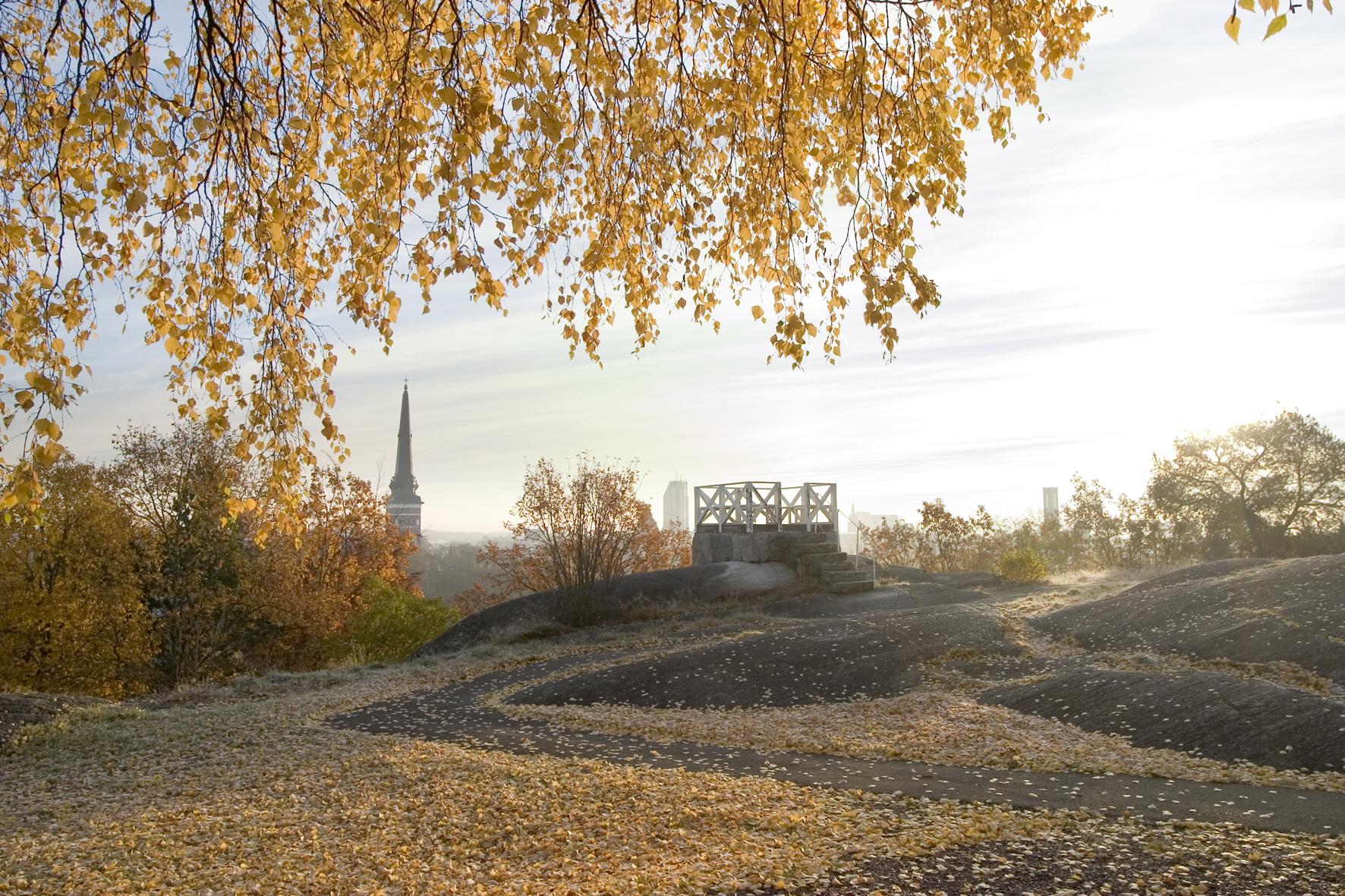 Djäkneberget i Västerås