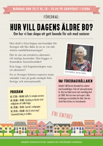 Hur vill äldre bo med Kerstin Kärnekull