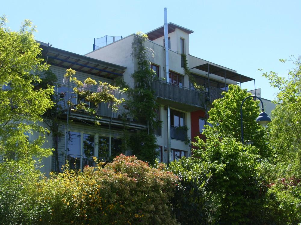 Byggemenskap i Freiburg, Tyskland