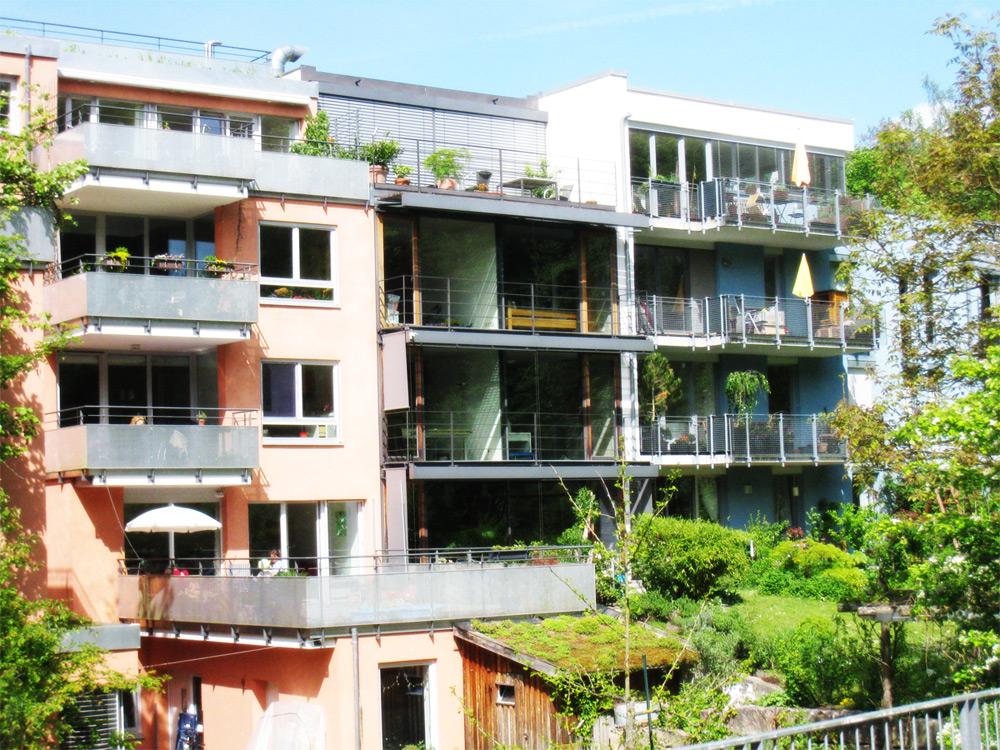 Französiches Viertel, Tübingen