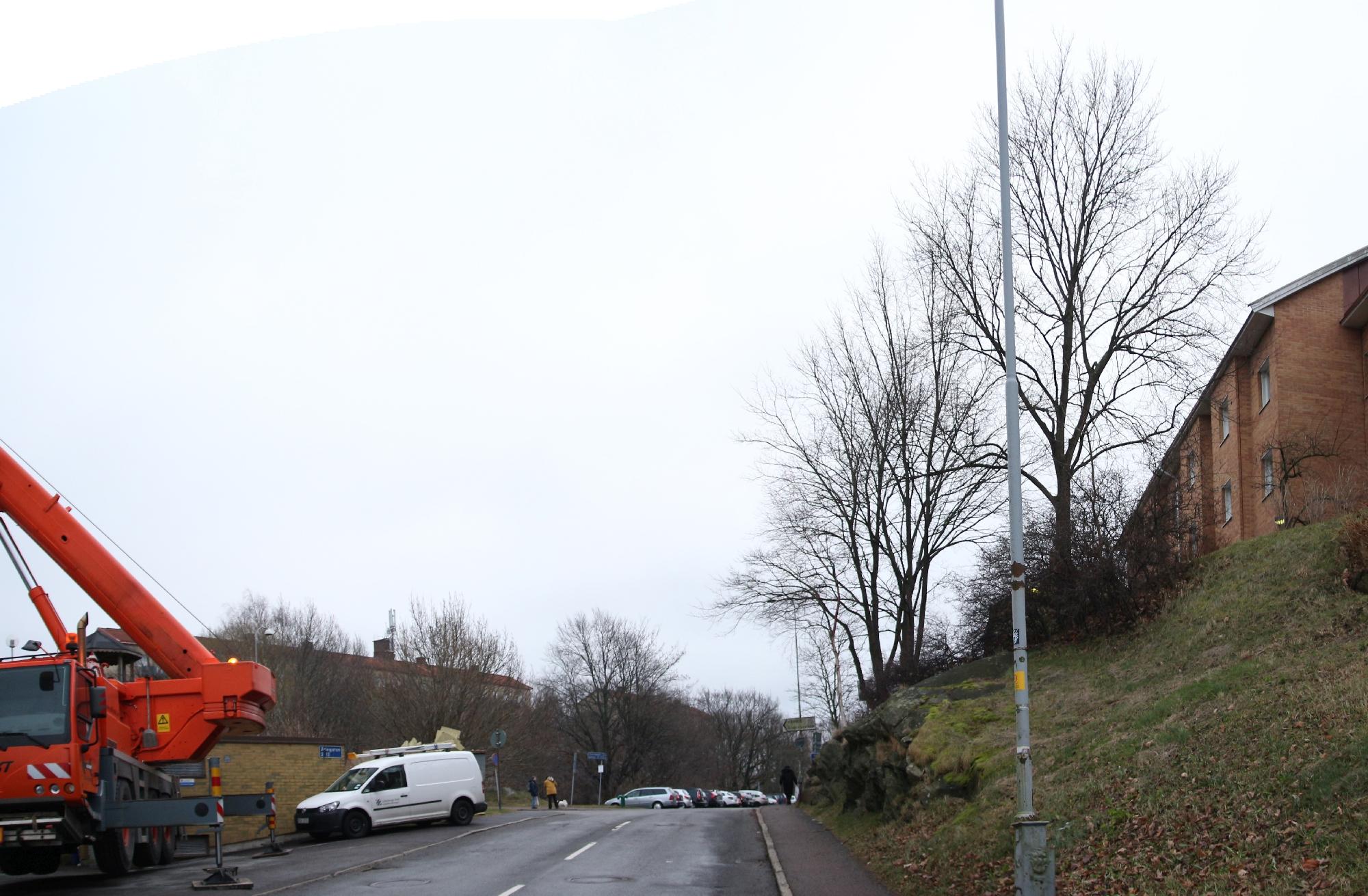 Här genomförs byggemenskapen Ärlan på Gråberget i Göteborg